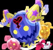 Circus Balloon KHX
