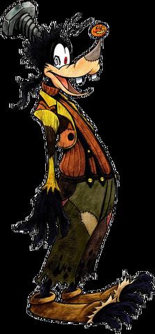 File:Goofy- Halloween Form (Art) KH.png