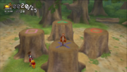 Tigger's Jump-a-Thon (Screenshot) ReCoM