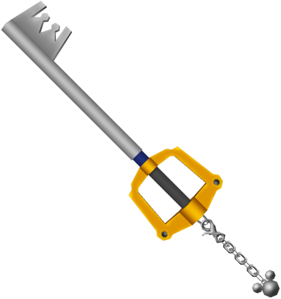 Roxas Keyblade