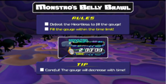 Monstro's Belly Brawl Instructions ReCOM