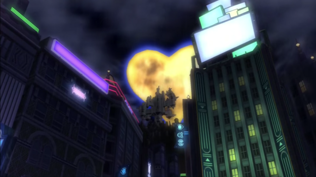 File:The World That Never Was- Memory's Skycrapper (Screenshot) KHHD2.png