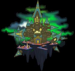 Castle Oblivion KHCOM