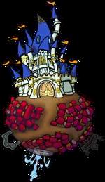 Disney Castle KH
