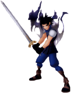 Zack- Dark Form KHBBS