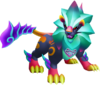 Aura Lion (Nightmare)