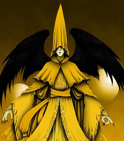 File:King In Yellow II color by verreaux.jpg