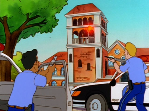 King Of The Hill Boomhauer Car
