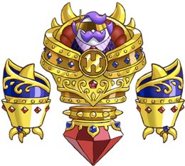 President Haltmann Official Art