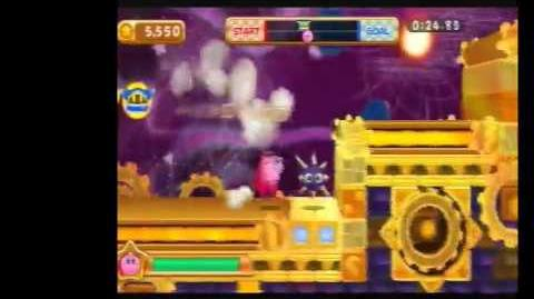 Magolor Race Ex Speed Run (Fighter) - 55