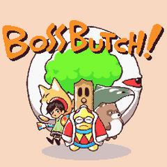 El juego Boss Butch