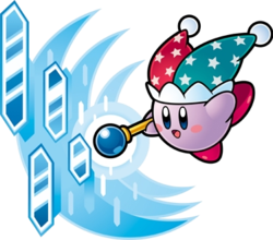 Miroir wiki kirby fandom powered by wikia for Miroir noir wiki