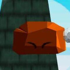 Habilidad de Piedra en Super Smash Bros.