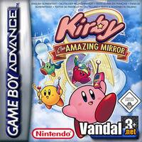 Carátula Kirby and the Amazing Mirror (europea).jpg