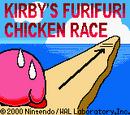 Kirby's Chicken Race