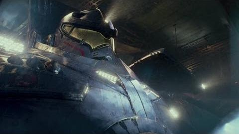 Pacific Rim Official Trailer - And Text