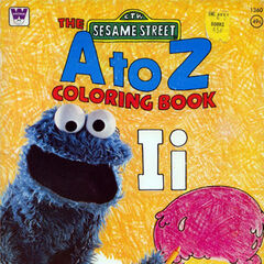 <i>The A to Z Coloring Book</i><br /><a href=