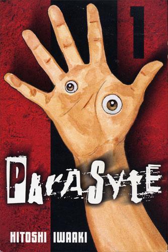 Resultado de imagen para PARASYTE manga cover