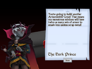 Sixth Letter from the Dark Prince