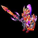 Cosmic Impaler-M-EVO2