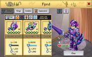 Chaotic Hellguard No Evo Male