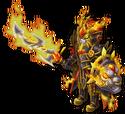 Igneous blazemail