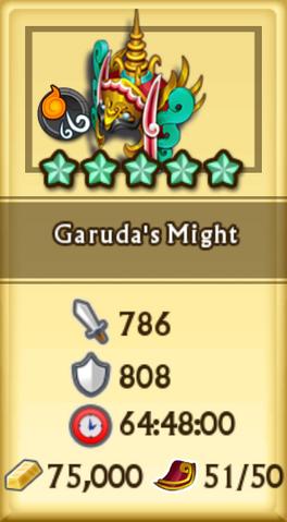 File:Garuda's Might Armorsmith.png