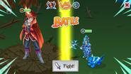 Kaito Battle Ready