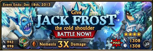 Jack Frost-Banner