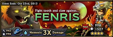 Fenris Banner