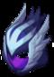 Ravenlords Mantle-Head