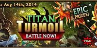 Titan Turmoil