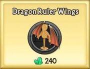 Dragon Ruler Wings