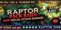 Raptor Raid