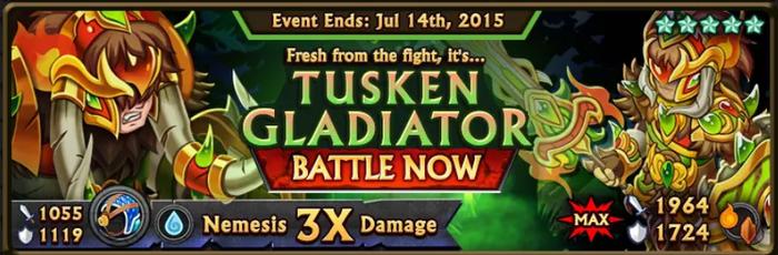 Tusken Gladiator Banner