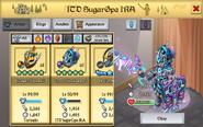 Crystal Shadowgear 2nd Evo Female