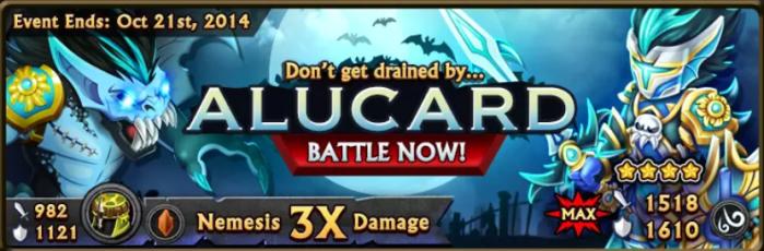Alucard Banner