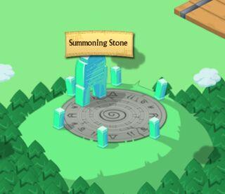 Summoning Stone Z