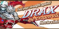 Drax The Dragon Rider