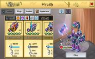 Chaos Vanguard No Evo Female