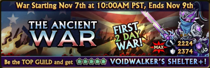 Ancient War Banner