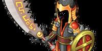 Voodoo Priest's Nemesis