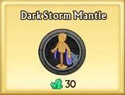 Dark Storm Mantle