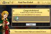 Guild Player Reward