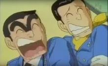 Honda and Ryotsu