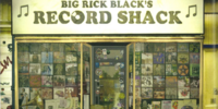 Big Rick Black's Record Shack