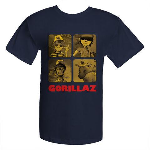 Gorillaz d sides - photo#6