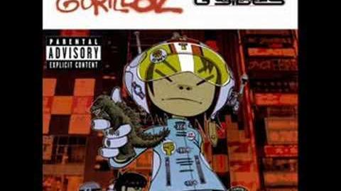 Gorillaz The Sounder