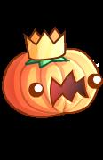 Pumpkin shiny