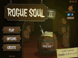 Rogue Soul 2 Title Screen